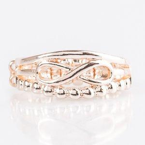 Infinite YOU-niverse - Rose Gold Ring